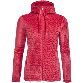 VAUDE Skomer Soft Fleece Jacke Damen bright pink